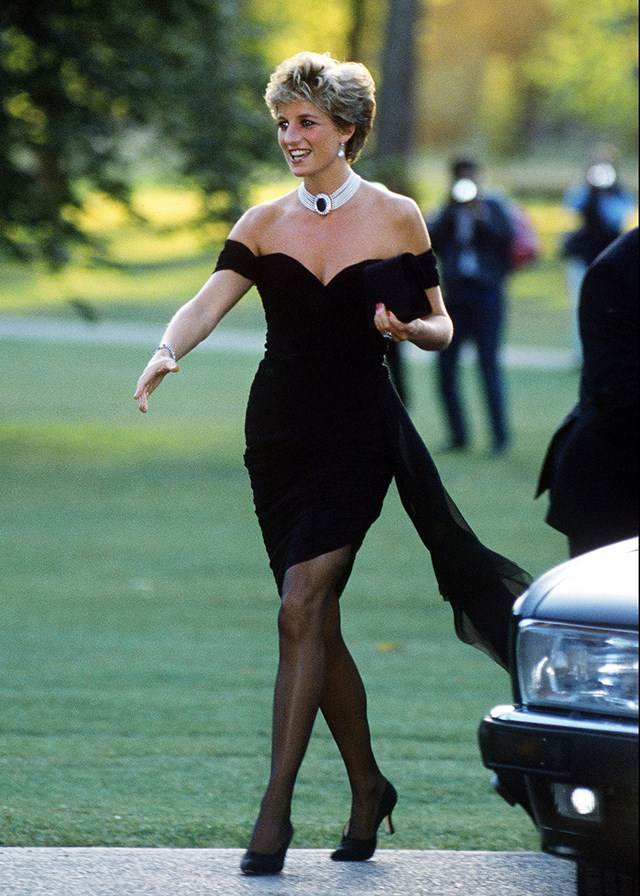 The LBD that turned heads