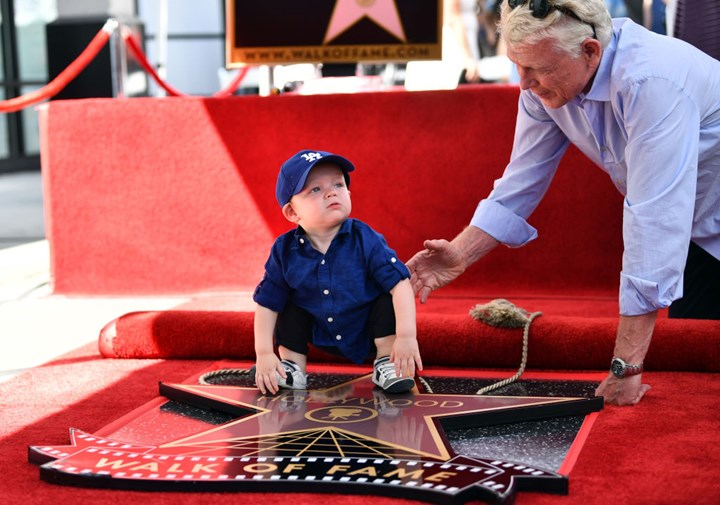 Kirsten Dunst S Son Just Stole The Show At Her Hollywood Walk Of Fame Ceremony Marie Claire Australia