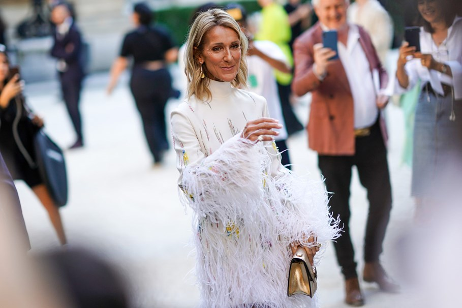 Feathers Are This Season's Most Unexpected Trend