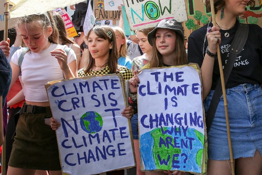 Ignoring Young People's Climate Change Fears Is A Recipe For Anxiety