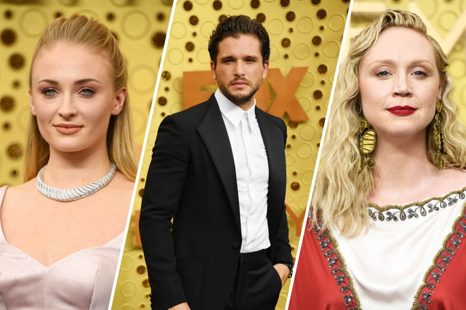 The 'Game of Thrones' Cast Look Ready To Claim The Iron Throne At The 2019 Emmys