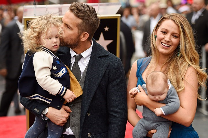 Blake Lively And Ryan Reynolds Kept The Birth Of Their Baby A Secret For Two Months