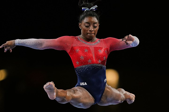 US Olympian Simone Biles Just Became The Most Decorated Female Gymnast In History