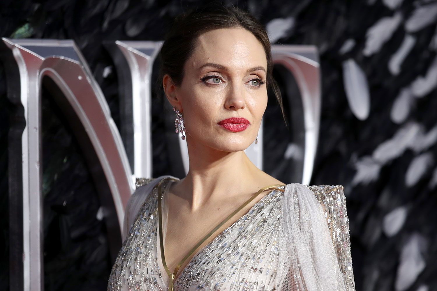 Angelina Jolie Video Hard angelina jolie had a hard time returning to her maleficent