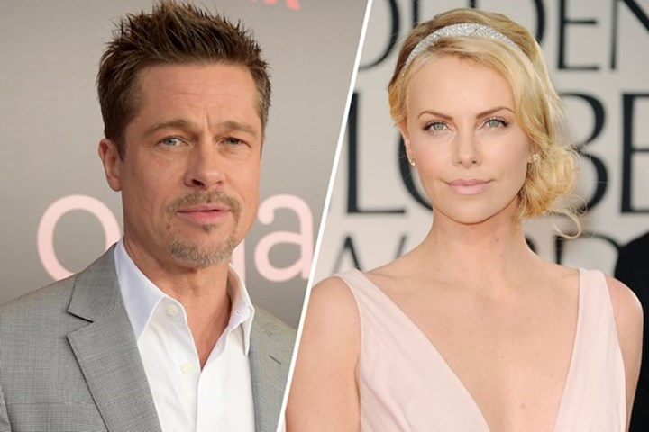 Charlize Theron Has Finally Set The Record Straight On Rumours She Dated Brad Pitt