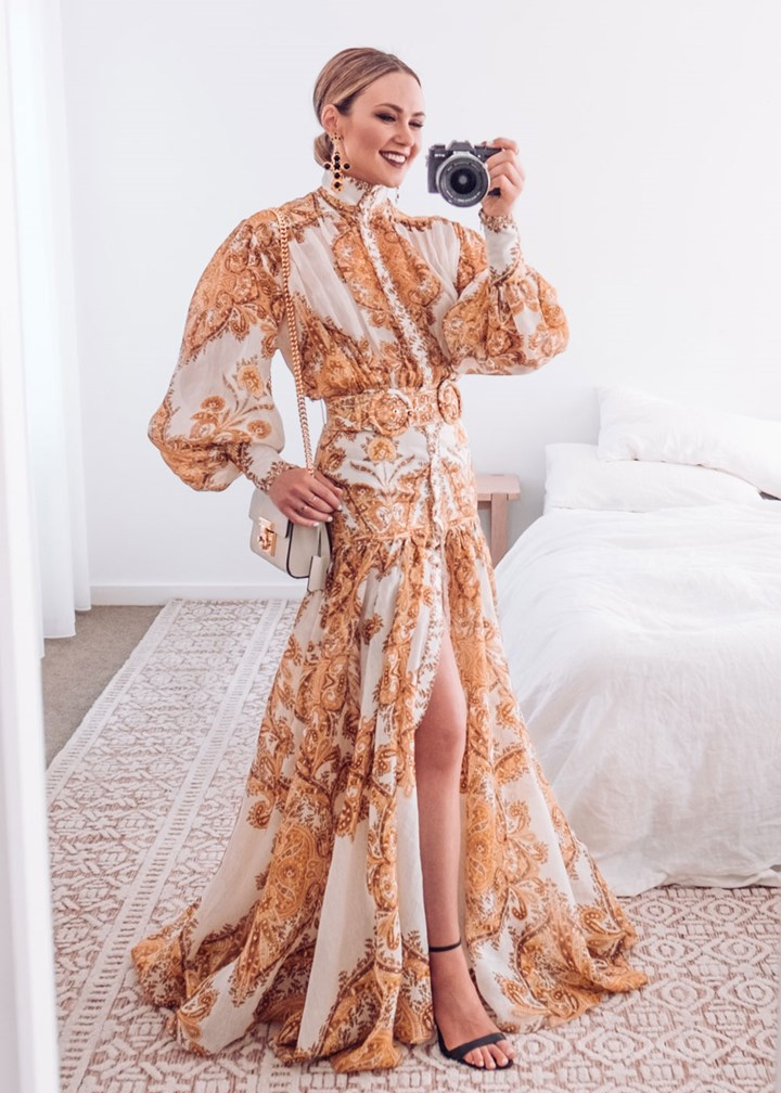 Diary Of A Zimmermann Dress For Hire | Marie Claire Australia