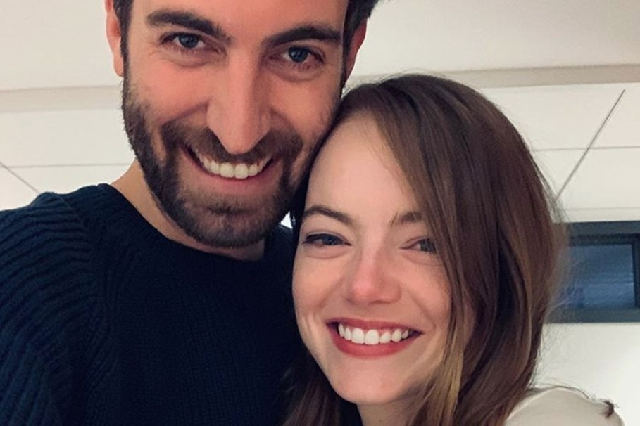 Emma Stone Announces Engagement To Dave McCary