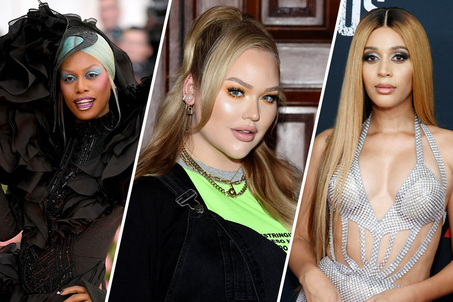 10 Transgender Celebrities Who Are Breaking Down Barriers