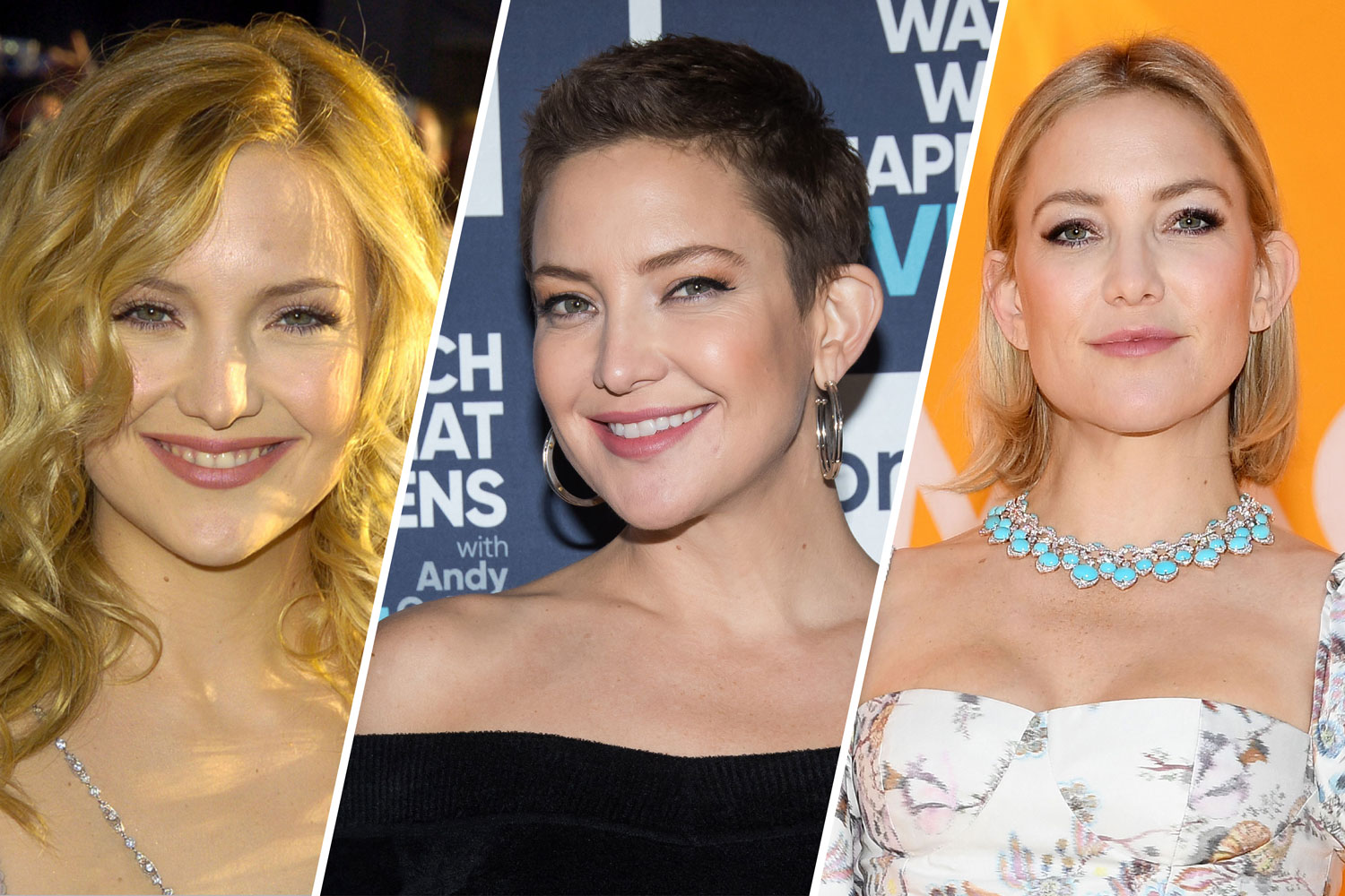 Kate Hudson Hairstyles Short Hair Shaved Head More Best Worst Marie Claire Australia