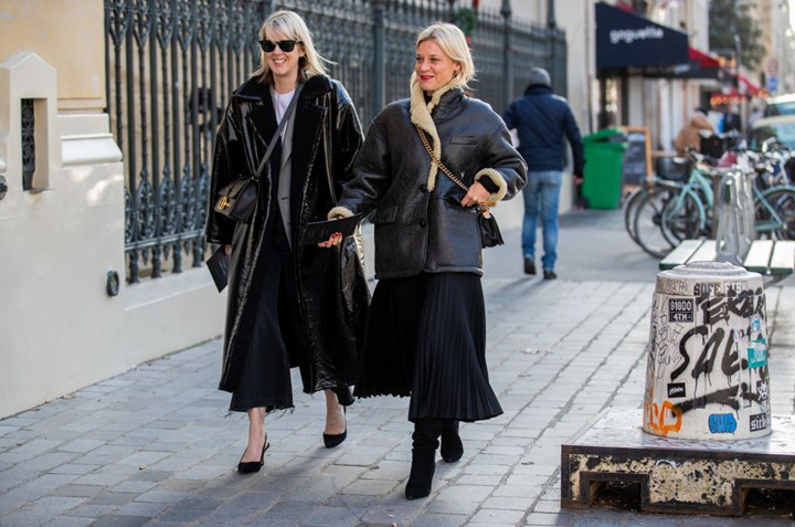 Feast Your Eyes Upon The Most Delightful Street Style At Couture Fashion Week