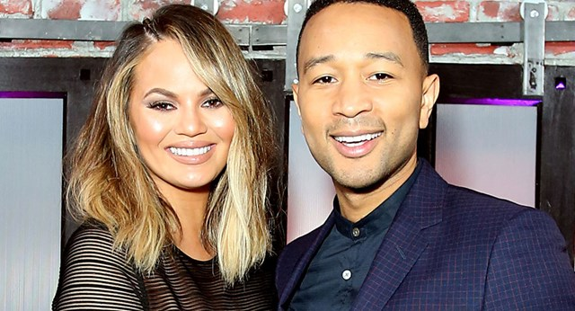 Chrissy Teigen and John Legend Return To Where They Were Married Three Years On
