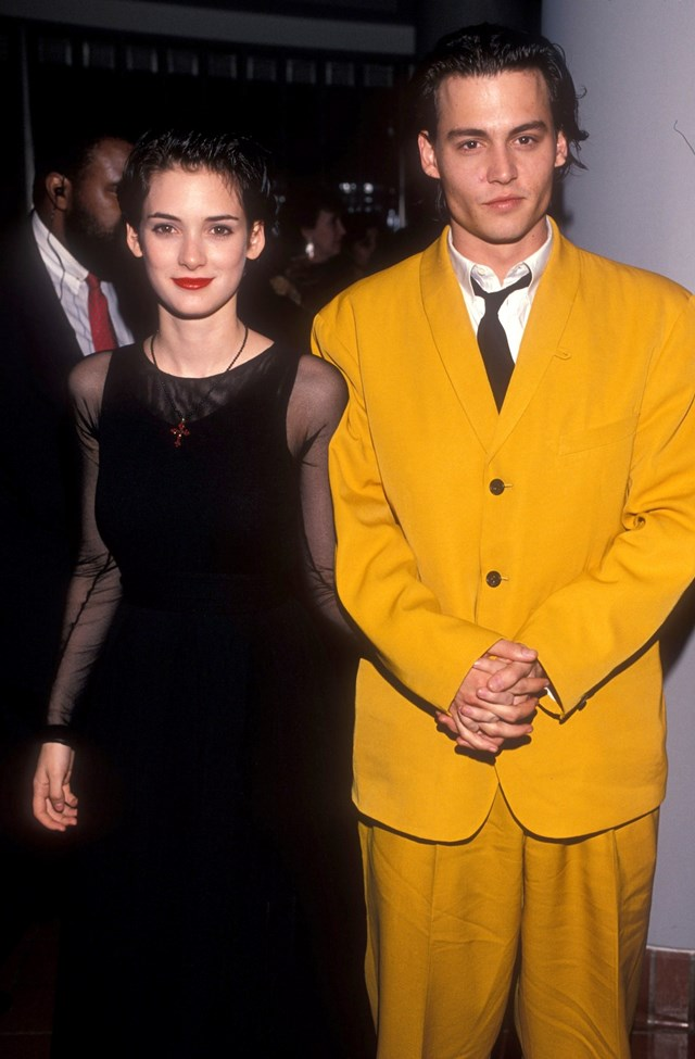Look 9: The Johnny Depp Arm Candy