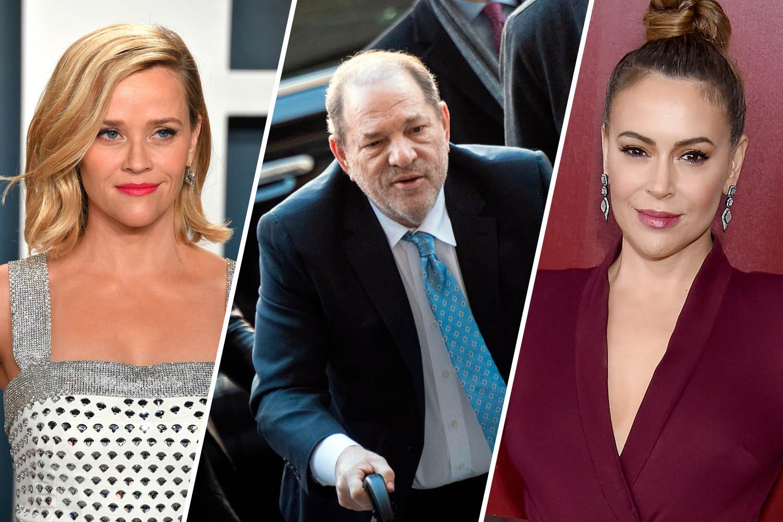 How To World Is Reacting To Harvey Weinstein's Guilty Verdict