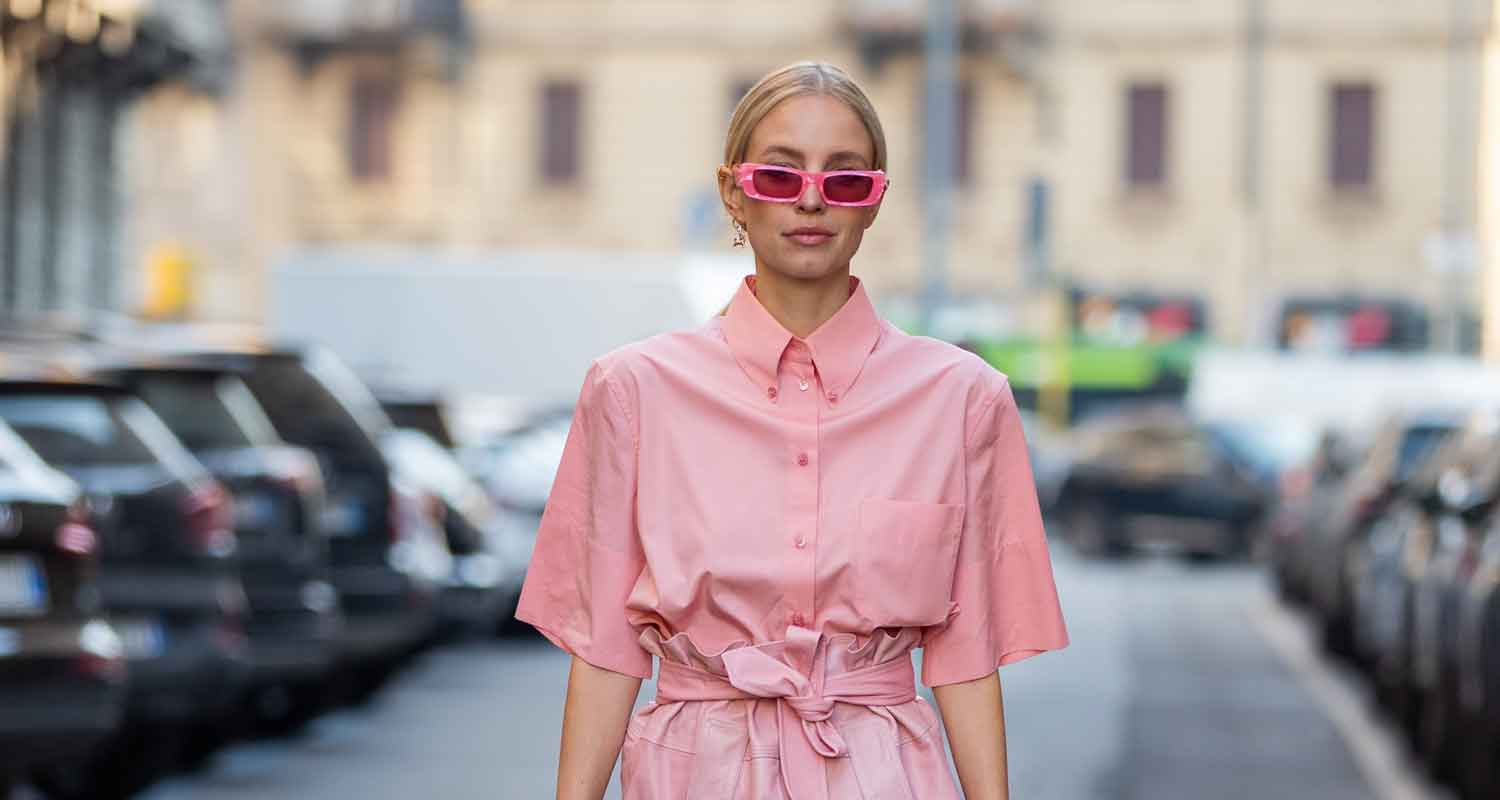 Millennial Pastels Are Fashion Months Most Unexpected Trend