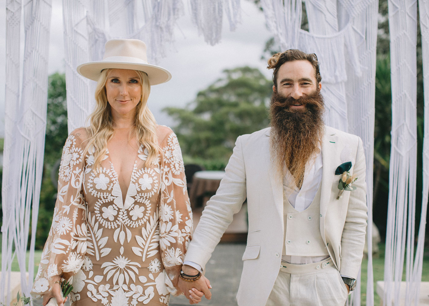 "The Bride Of Australia's ""Coronavirus Wedding"" Speaks Out"