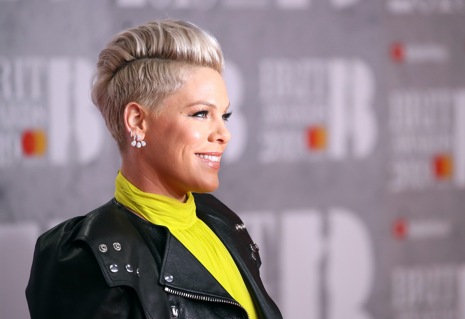 Pink Reminds Us Why You Shouldn't Cut Your Hair In Quarantine