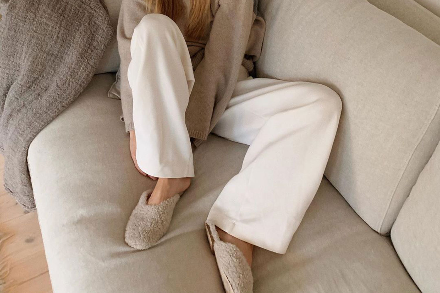 8 Pairs Of Chic Slippers To Get Your Through Social-Distancing