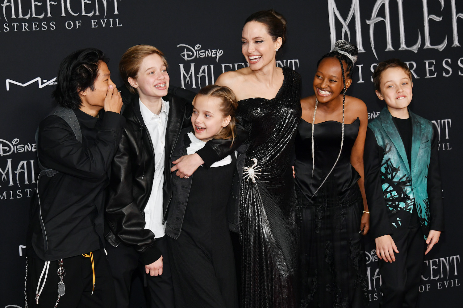 How Angelina Jolie And Brad Pitt's Children Have Been Spending Quarantine