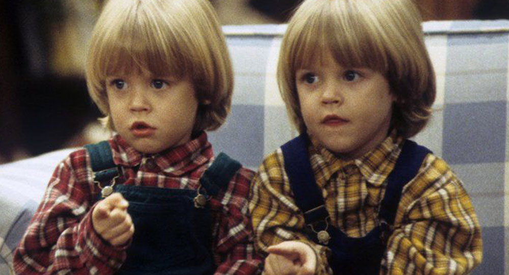 The twins from 39 full house 39 are all grown up fashion for Beauty full house
