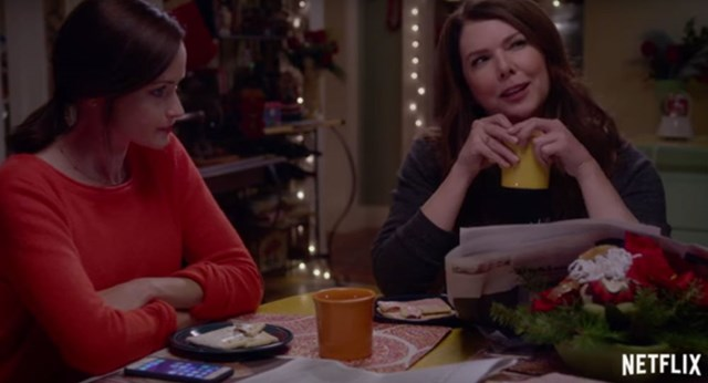 The 'Gilmore Girls' Revival Trailer Is FINALLY Here!