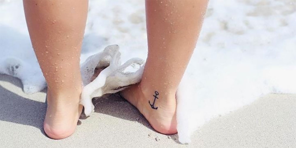 A Coin Sized Anchor Tattoo Got This Woman Rejected From Two Jobs