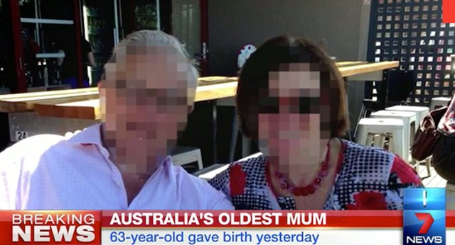 Tasmanian Woman Becomes Australia's Oldest Mother At 63