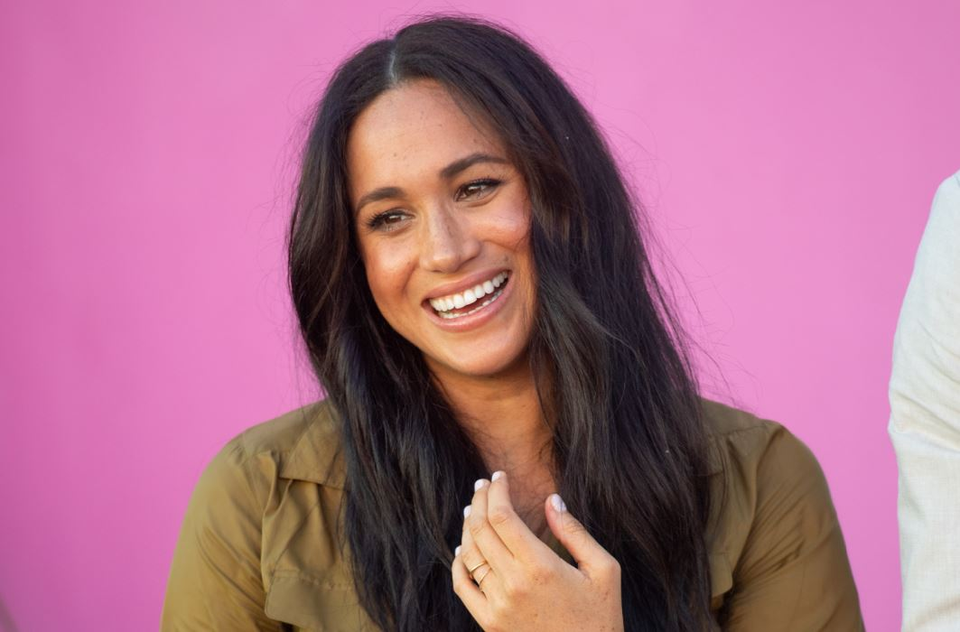 What Meghan Markle's Book Collection Says About Her
