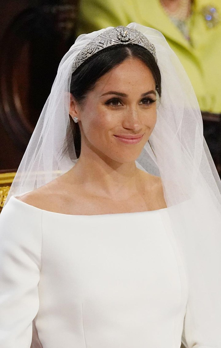Meghan Markle S Wedding Dress Wasn T As Ill Fitting As You Think Marie Claire Australia