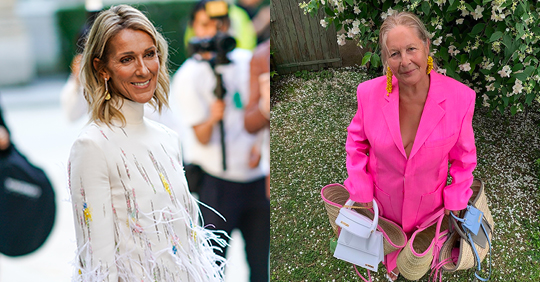 The Stylish Women Over 50 Fashion Enthusiasts Know And Love