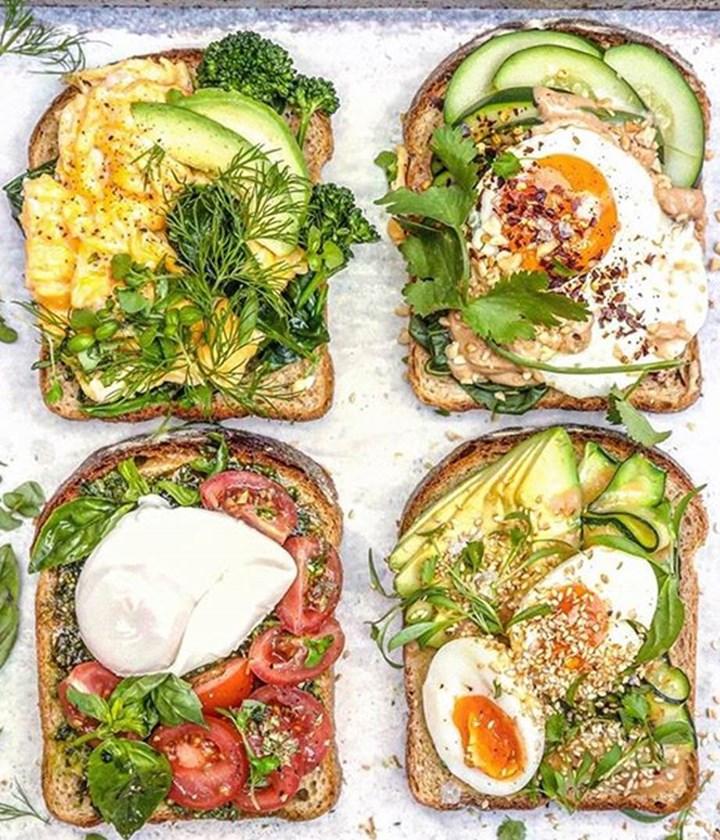 Healthy Instagram