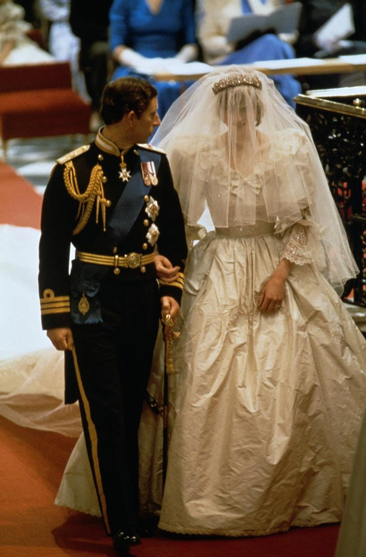 6 Mistakes Prince Charles Diana Made At Their Wedding Marie Claire Australia [ 1095 x 720 Pixel ]