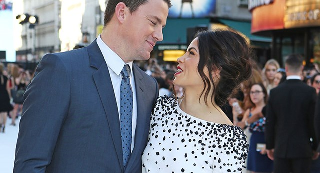 Channing Tatum And Jenna Dewan Recreate *That* 'Step Up' Dance