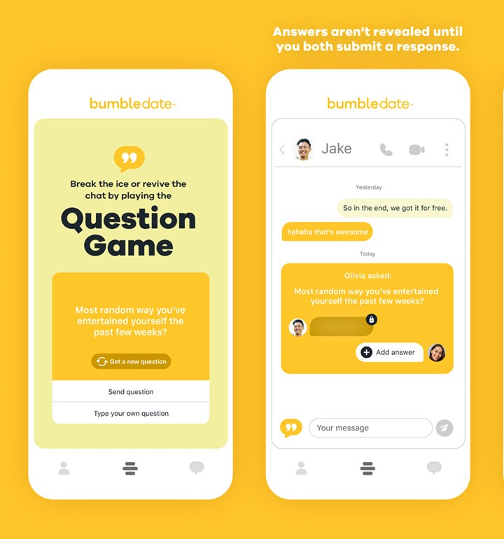 Good questions to ask on bumble