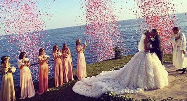 Giovanna Battaglia Had Another Amazing Wedding Dress That We Never Saw