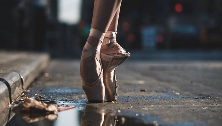 Lose Yourself In These Stunning Photos of Ballerinas In NYC