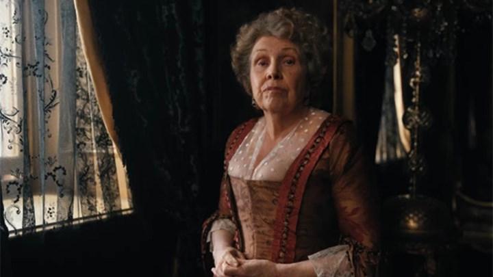 Anne Reid as Lady Denham