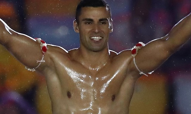 The Sexy Tonga Flag Bearer Is Back. And So Are The Hilarious Internet Reactions