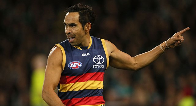 Woman Banned From AFL After Racist Attack On Eddie Betts