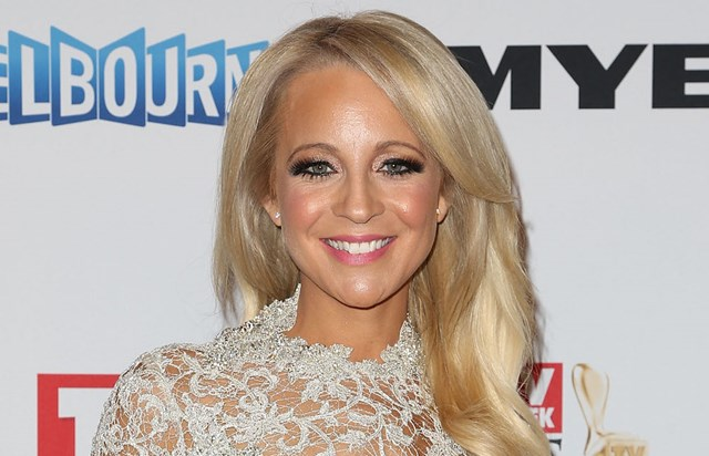 Carrie Bickmore Has a Brand New Look