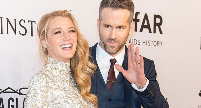 Ryan Reynolds Had The Most Hilarious Birthday Message For Wife Blake Lively