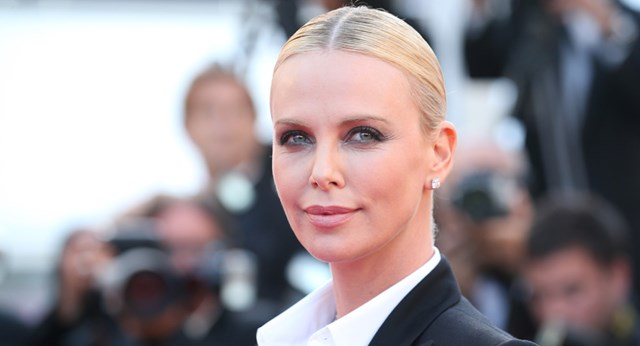 The Internet Is Outraged Charlize Theron Let her Son Wear A Dress