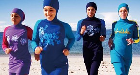French burkini ban overturned