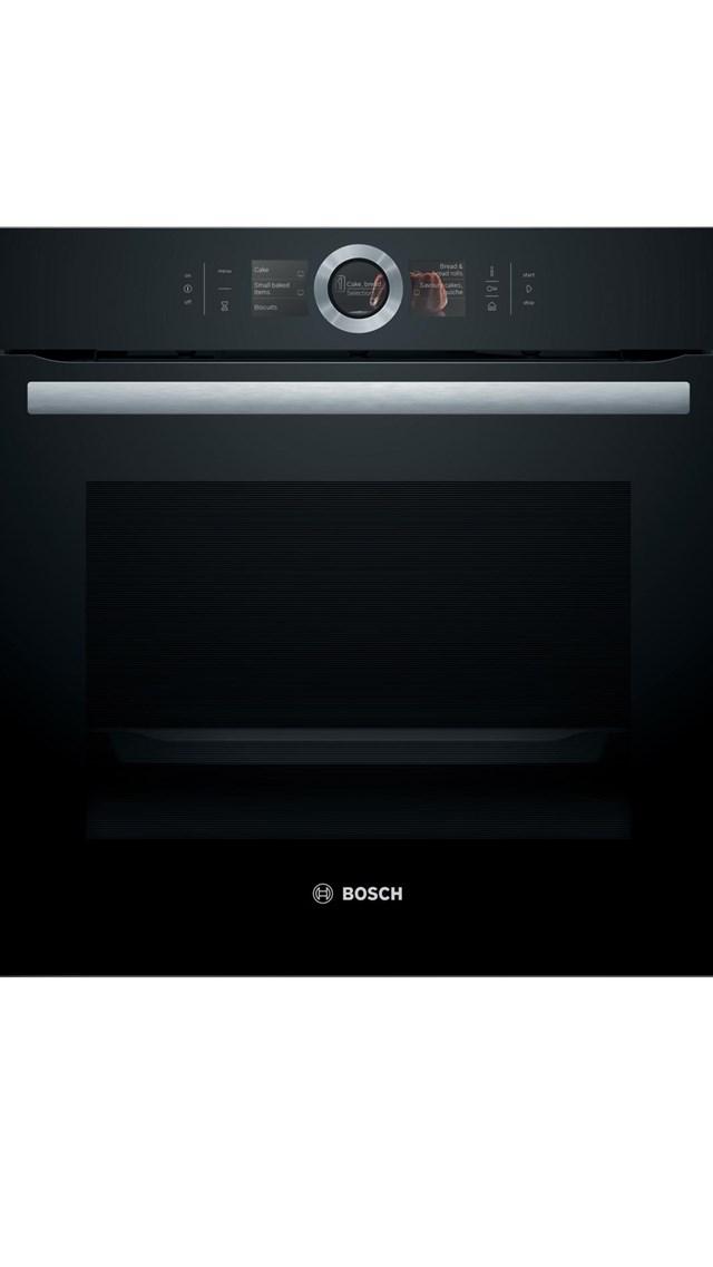 Bosch Series 8 oven (HSG656XB6A), $4999, bosch-home.com.au.