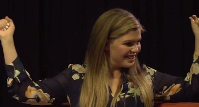 Bizarre Video Shows Belle Gibson Talking About 'Terminal' Cancer