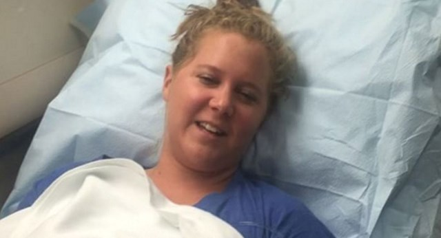 Amy Schumer Hospitalised In Paris. Of Course Makes It Hilarious.