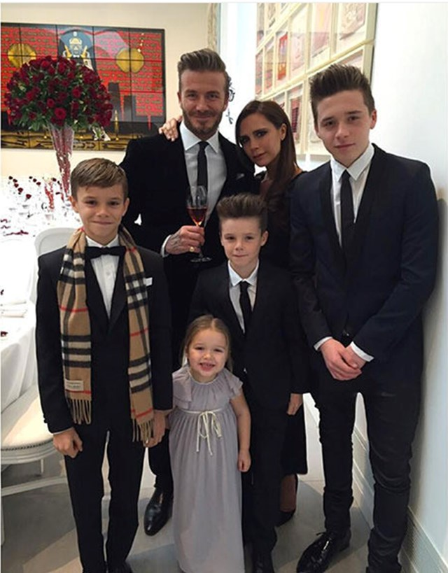 The Beckhams: The First Family Of Fashion